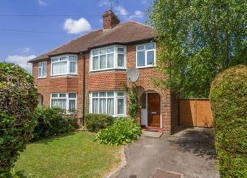 Thumbnail 3 bed semi-detached house for sale in Queen Ediths Way, Cherry Hinton, Cambridge