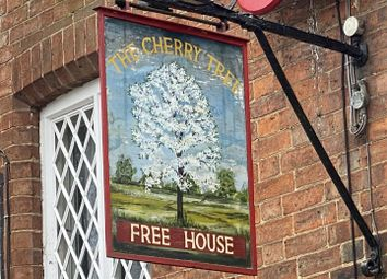 Thumbnail Pub/bar for sale in The Cherry Tree, Catthorpe, Leicestershire