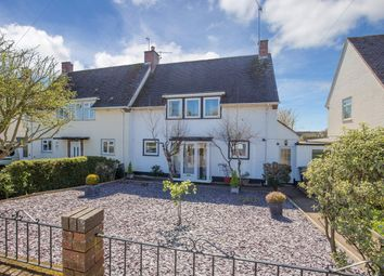 Thumbnail 3 bed semi-detached house for sale in Topsham Road, Exeter