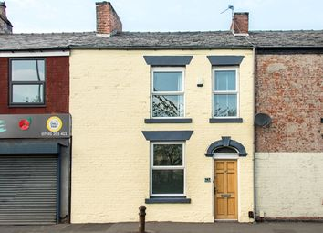Thumbnail 3 bed terraced house to rent in Oldham Road, Middleton, Manchester