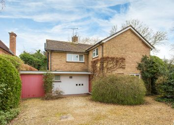 Thumbnail 4 bedroom detached house for sale in Blandford Avenue, Oxford