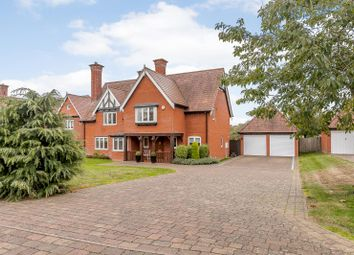 Thumbnail 5 bedroom detached house for sale in Warren Close, Earlswood, Solihull