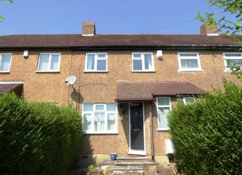 Thumbnail 2 bed terraced house to rent in Gilders Road, Chessington