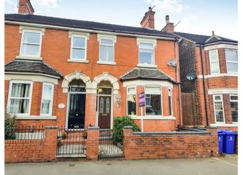 Thumbnail 4 bed semi-detached house for sale in Princes Road, Stoke-On-Trent