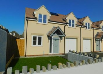 Thumbnail 3 bedroom semi-detached house for sale in Meare, Glastonbury, Somerset