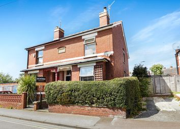 Thumbnail 2 bed semi-detached house for sale in 129 Park Street, Hereford