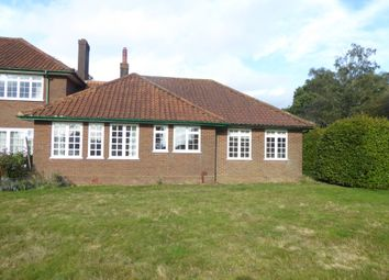 Thumbnail 3 bed semi-detached bungalow to rent in Kensworth Gorse, Clayhall Road, Kensworth