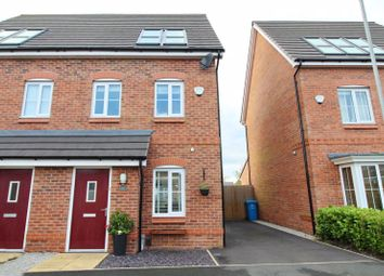 3 bed semi-detached house for sale in Thorne Crescent, Worsely, Manchester M28