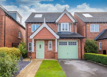 Thumbnail 3 bed detached house for sale in Cherry Tree Close, Charnock Richard, Chorley