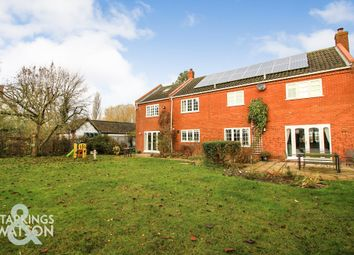 5 bed detached house for sale in Tooks Common Lane, Ilketshall St. Andrew, Beccles NR34