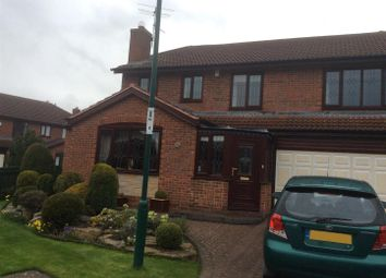 Thumbnail 4 bed detached house for sale in Redwing Rising, Guisborough