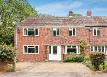 Thumbnail 4 bed semi-detached house for sale in Bittams Lane, Ottershaw, Chertsey