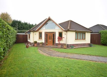 Thumbnail 3 bed detached bungalow for sale in The Highway, Croesyceiliog, Cwmbran