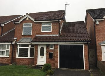 Thumbnail 3 bed link-detached house to rent in Silkstone Way, Leeds