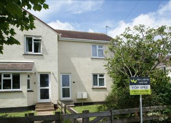 Thumbnail 2 bed end terrace house for sale in Barn Park, Stoke Gabriel, Totnes