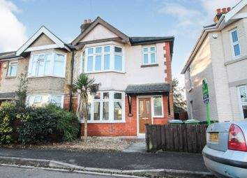 3 bed semi-detached house for sale in St. James Park Road, Southampton SO16