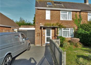 Thumbnail 3 bed semi-detached house for sale in Wakely Road, Bear Cross, Bournemouth, Dorset