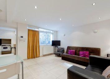Thumbnail 1 bedroom flat to rent in Molyneux Street, Marylebone, London