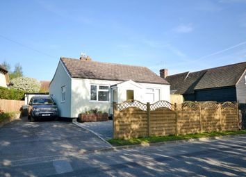 Thumbnail 2 bed bungalow for sale in St. Edmunds Lane, Dunmow