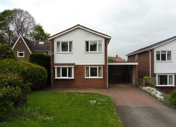 Thumbnail 4 bed detached house for sale in The Charters, Lichfield