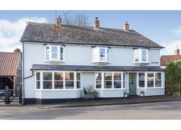 4 bed detached house for sale in Vicarage Road, Finchingfield CM7
