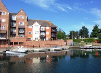 Thumbnail 2 bed flat to rent in Daytona Quay, Sovereign Harbour South, Eastbourne