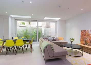 Thumbnail 3 bed mews house for sale in Rose Joan Mews, West Hampstead, London