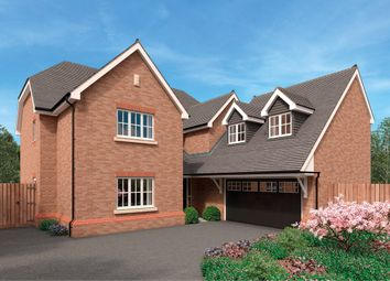Thumbnail 5 bedroom detached house for sale in Stableford, Newtown Road, Worcester