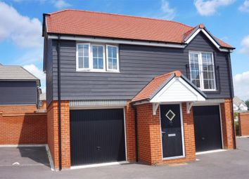 Thumbnail 1 bedroom detached house to rent in Saunders Avenue, Bishopdown, Salisbury