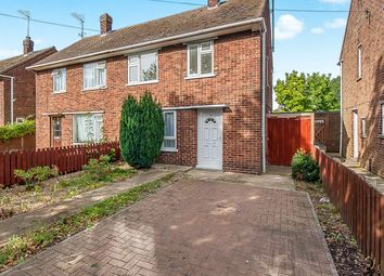 Thumbnail 2 bed semi-detached house for sale in Mount Pleasant Road, Wisbech