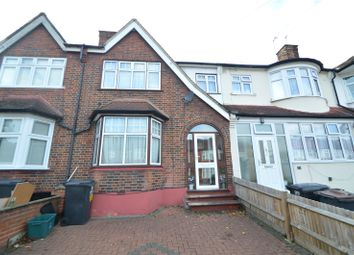 Thumbnail 3 bed terraced house to rent in Woodend, London