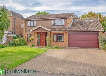 Thumbnail 6 bed detached house for sale in Baas Hill Close, Broxbourne