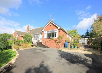 Thumbnail 2 bed semi-detached bungalow for sale in Lichfield Road, Stone