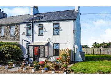 Thumbnail 3 bed cottage for sale in Llangadwaladr, Bodorgan
