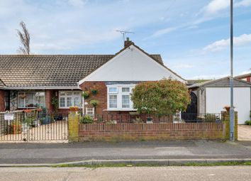 Thumbnail 3 bed semi-detached bungalow for sale in Montague Place, Canvey Island