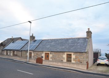 Thumbnail 3 bed cottage for sale in Cummingston, Elgin
