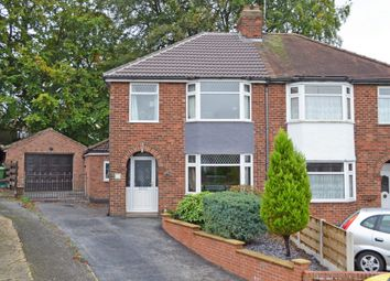 Thumbnail 3 bedroom semi-detached house for sale in Rosedale Avenue, Acomb, York