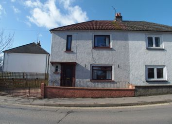 Thumbnail 3 bed semi-detached house for sale in Bankhead, Blairgowrie