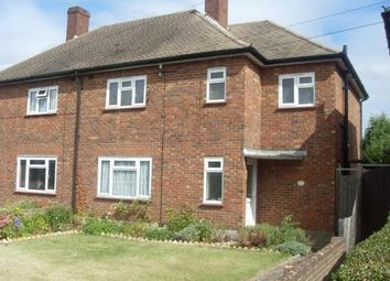 Thumbnail 3 bed semi-detached house to rent in The Greenway, Orpington