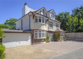 Thumbnail 5 bed detached house for sale in Deepdene Avenue, Dorking, Surrey