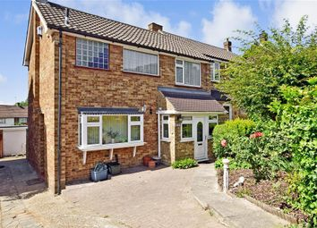 Thumbnail 3 bed semi-detached house for sale in The Friars, Chigwell, Essex