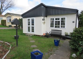 Thumbnail 2 bed mobile/park home for sale in Bakers Lane, West Hanningfield, Chelmsford