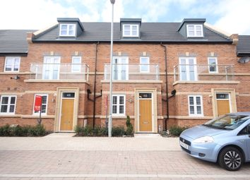 Thumbnail 4 bed town house to rent in Barnes Wallis Way, Buckshaw Village, Chorley
