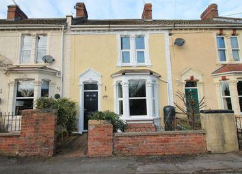 Thumbnail 2 bedroom terraced house for sale in Southview Terrace, Yatton, North Somerset