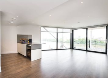 Thumbnail 3 bedroom flat for sale in Riverlight Quay, Nine Elms
