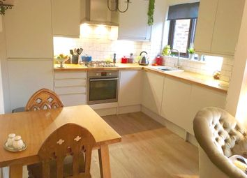 Thumbnail 1 bed end terrace house to rent in Oakside Court, Horley, Surrey