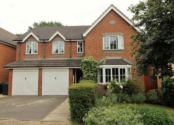 Thumbnail 5 bed detached house for sale in Collie Drive, Ashford