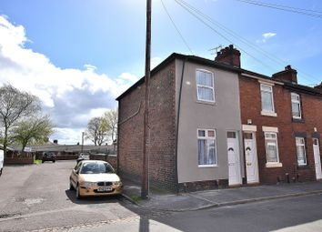 Thumbnail 2 bed end terrace house for sale in Cromer Street, May Bank, Newcastle