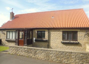 Thumbnail 5 bed detached bungalow to rent in High Street, Burniston, Scarborough