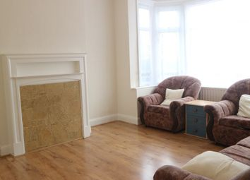 Thumbnail 3 bed terraced house to rent in Park Close, London